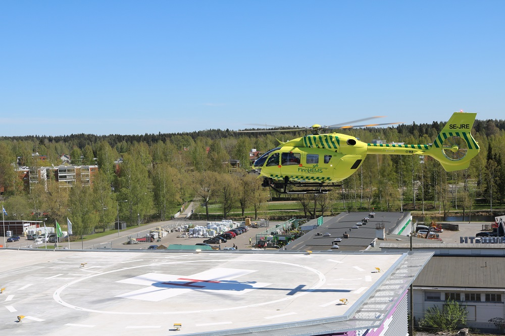 Sairaalaparkki Mikkeli